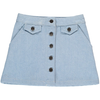 hundred pieces denim skirt