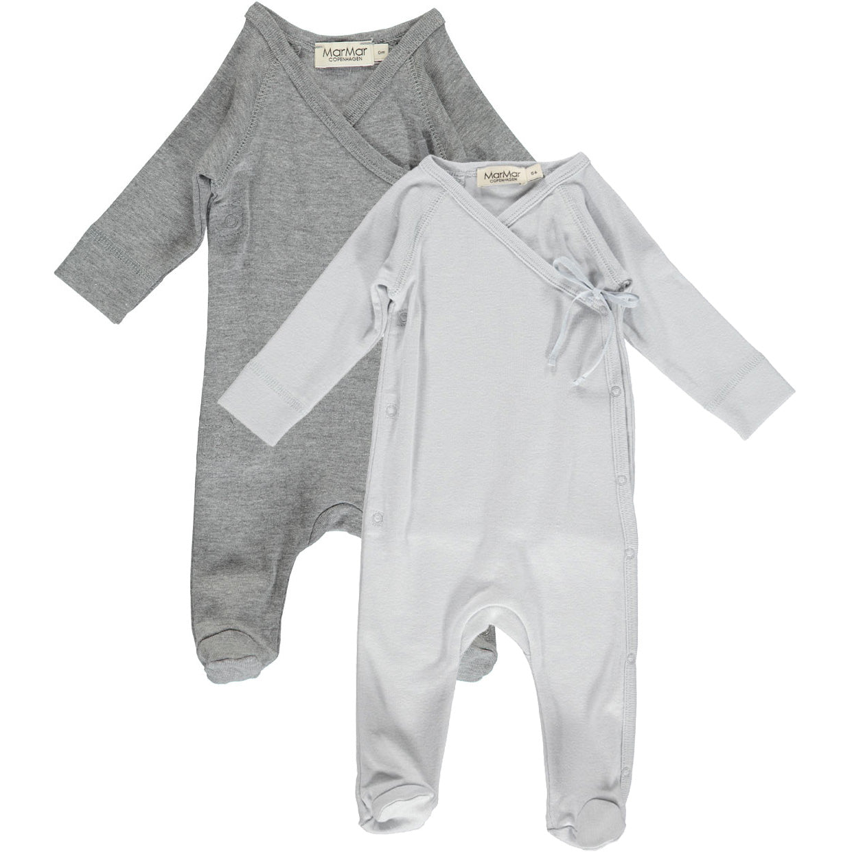 marmar copenhagen onesie with footies