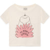 bobo choses lavandar short sleeve t-shirt