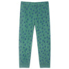 yoya kids bobo choses girls green apples track pants summer casual lounge