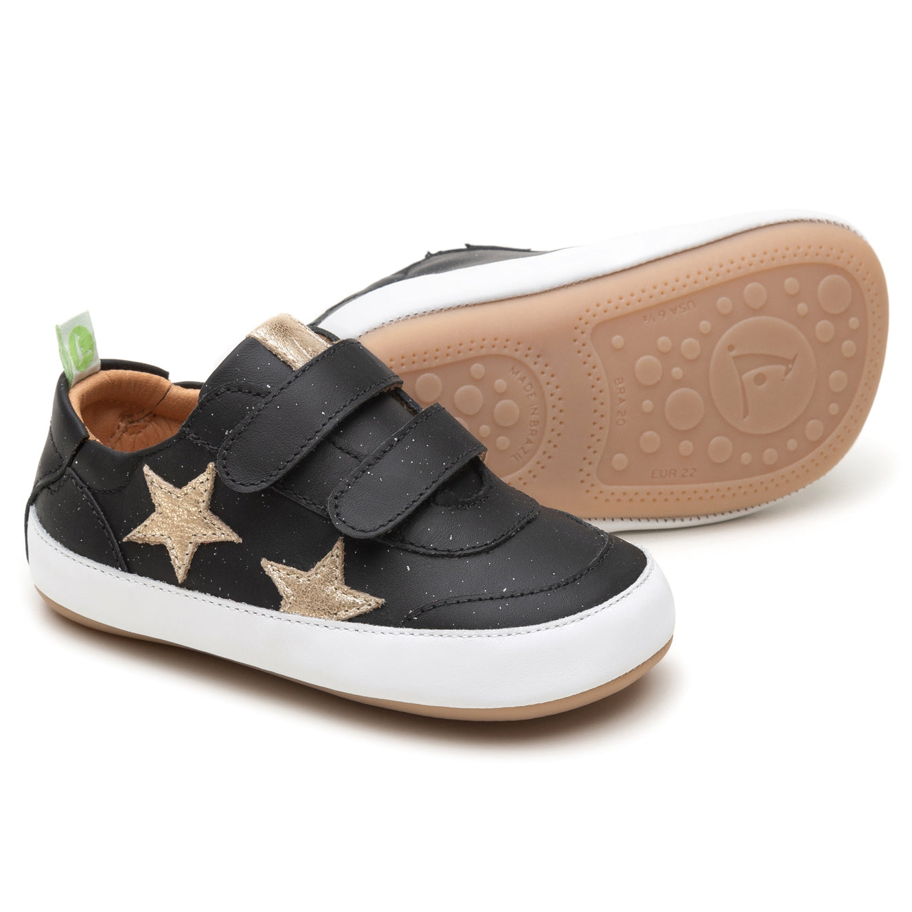 tip toey joey starry sneakers