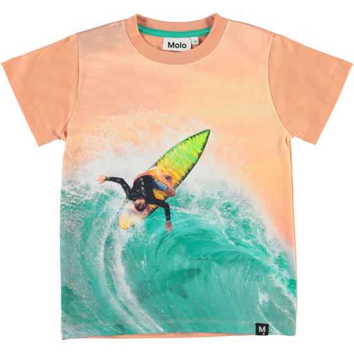 yoya, kids, boys, molo, summer, lightweight, graphic printed, t-shirt