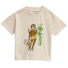 yoya kids childrens boys girl mini rodini cool monkey t-shirt graphic printed crewneck tshirt