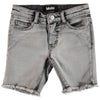 yoya kids childrens molo alons shorts boys casual summer cutoff denim bermuda shorts