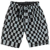 yoya kids childrens molo artis shorts boys casual summer drawstring checkered shorts