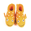 sew heart felt gordon goldfish slippers
