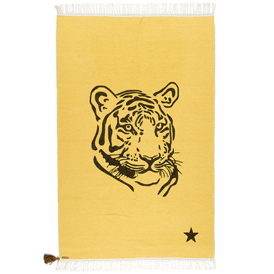 tiger/yellow