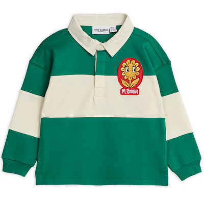 yoya, kids, boys, mini rodini, summer, casual, lightweight, long-sleeved, rugby polo
