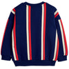 mini rodini stripe sweatshirt