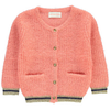 simple kids soft cardigan