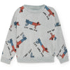 bobo choses cats and dogs sweatshirt