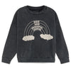 bobo choses rainbow sweatshirt