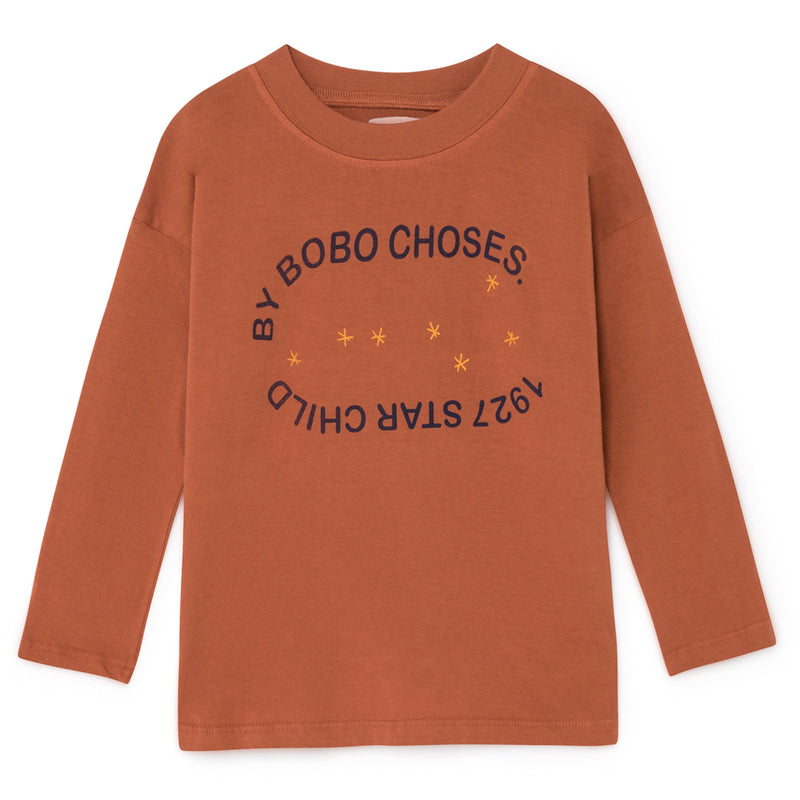 bobo choses starchild long sleeved t-shirt
