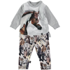 molo elvira stephanie horse pajamas