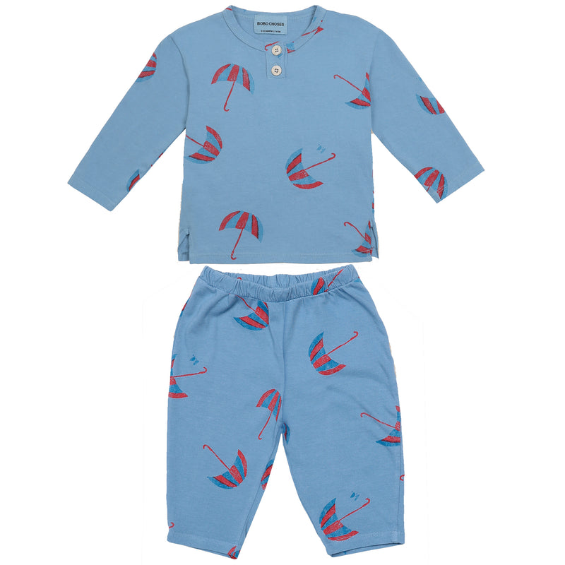 bobo choses umbrellas pajamas