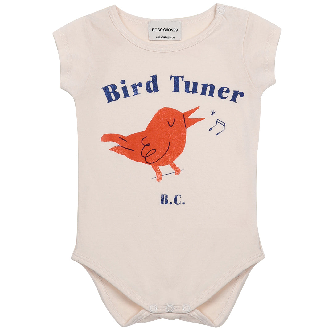 bobo choses bird tuner bodysuit