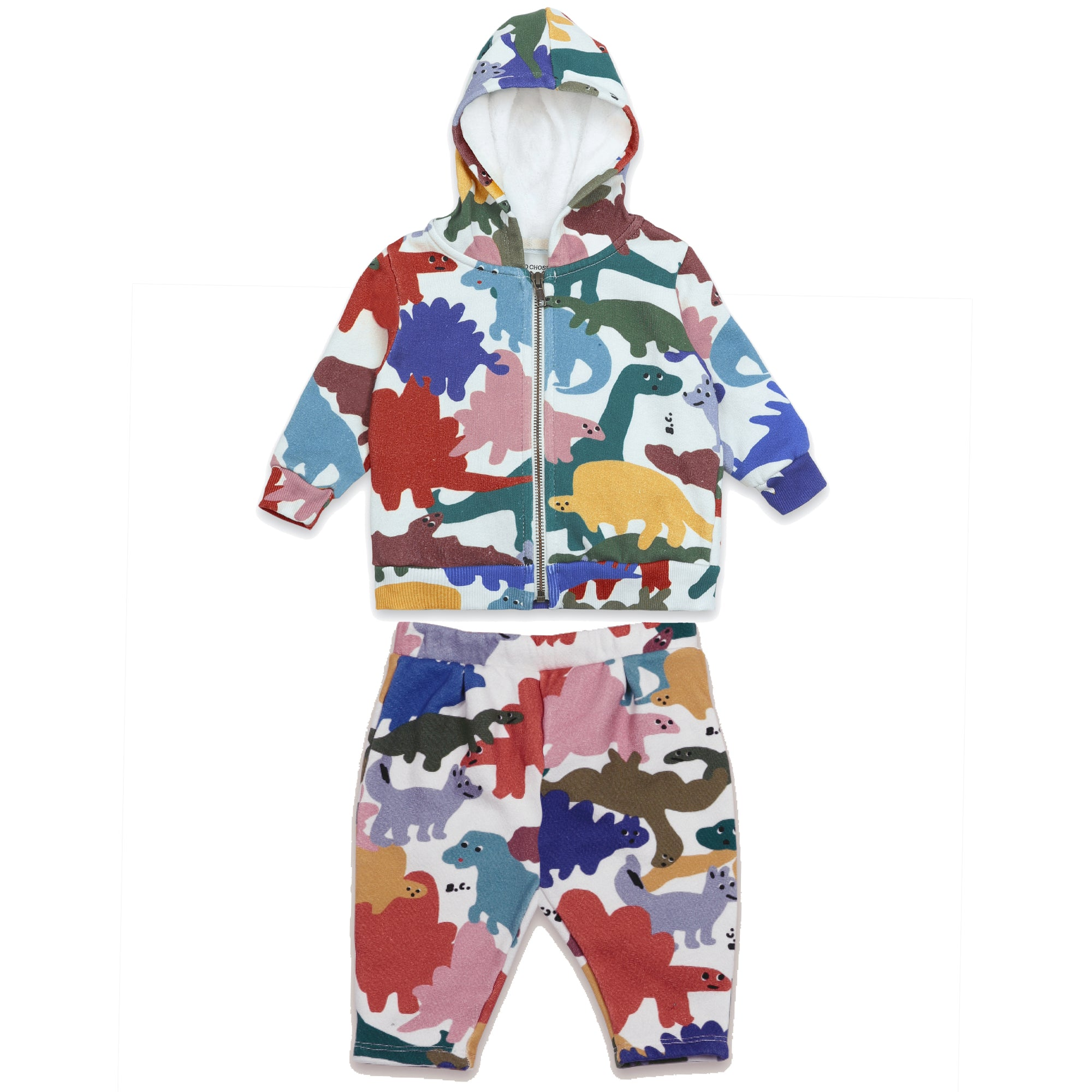 bobo choses dino sweatsuit