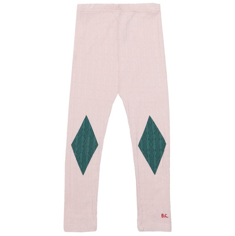 bobo choses diamond leggings