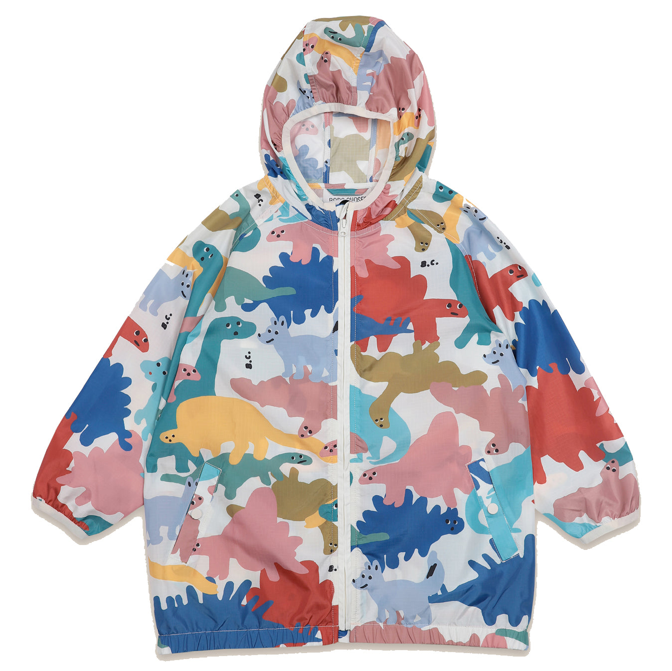 bobo choses dino rain jacket