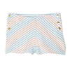 emile et ida striped sweat shorts