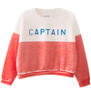 bobo choses captain boat sweatshirt