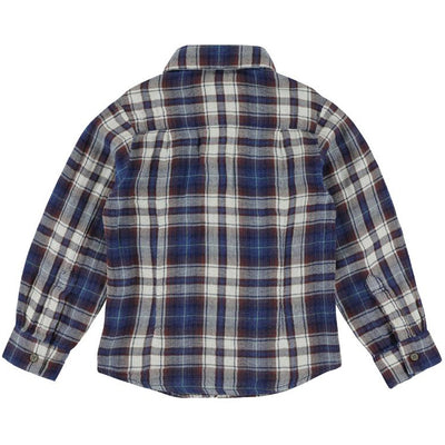 morley benjamin button front shirt