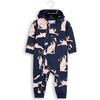 mini rodini rabbit onesie