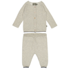 kidscase lemon knit baby set
