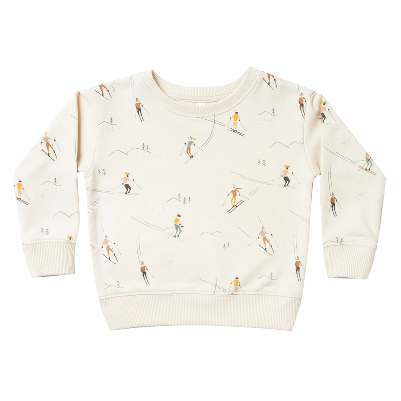 rylee and cru ski sweat shirt
