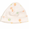 macarons herriet hat, salmon/mint, o/s