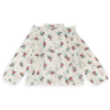 yoya kids childrens bonton girls floral blouse shirt top