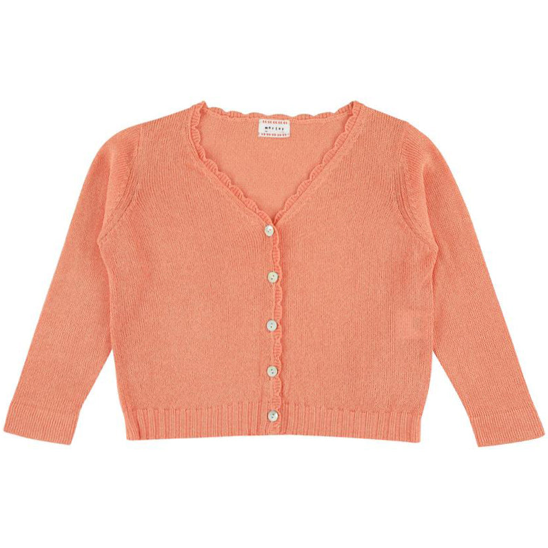 yoya, kids, girls, morley, summer, lightweight, casual, basic, cardigan, sweater