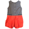 leoca tennis playsuit