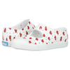 native juniper printed junior slip-ons