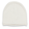 imps & elfs white swan knit hat, o/s
