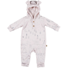 red caribou bear jumpsuit