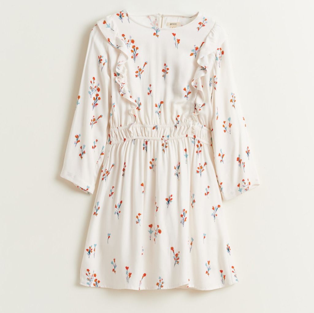 bellerose petal dress