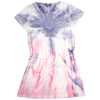 emile et ida tie dye starburst dress