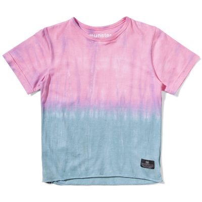 yoya, kids, boys, munsterkids, summer, tie-dye, short sleeved, tshirt