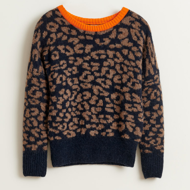 bellerose dasga crewneck sweater