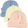 yoya kids and baby kidscase roman organic hat yellow striped warm lounge casual