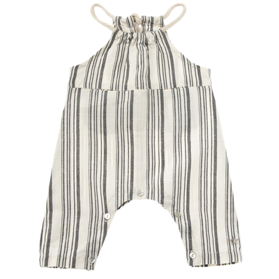 tocoto vintage striped overall