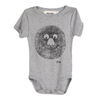 bobo choses monster bob bodysuit