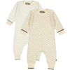 kidscase lemon knit playsuit
