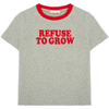 hundred pieces refuse to grow t-shirt