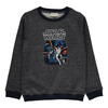 simple kids galaxy sweatshirt