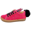 ocra shoes pony-hair bright sneakers