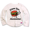 prefresh time for awesome t-shirt