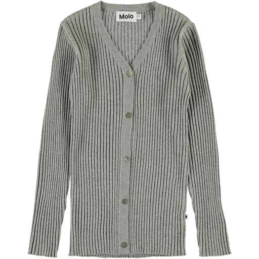 yoya, kids, girls, molo, lightweight, summer, ribbed, button front, sparkle, cardigan, sweater