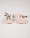 liberty baby cashmere booties